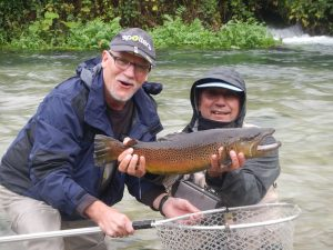 Fly Fishing In Tuscany & Umbria